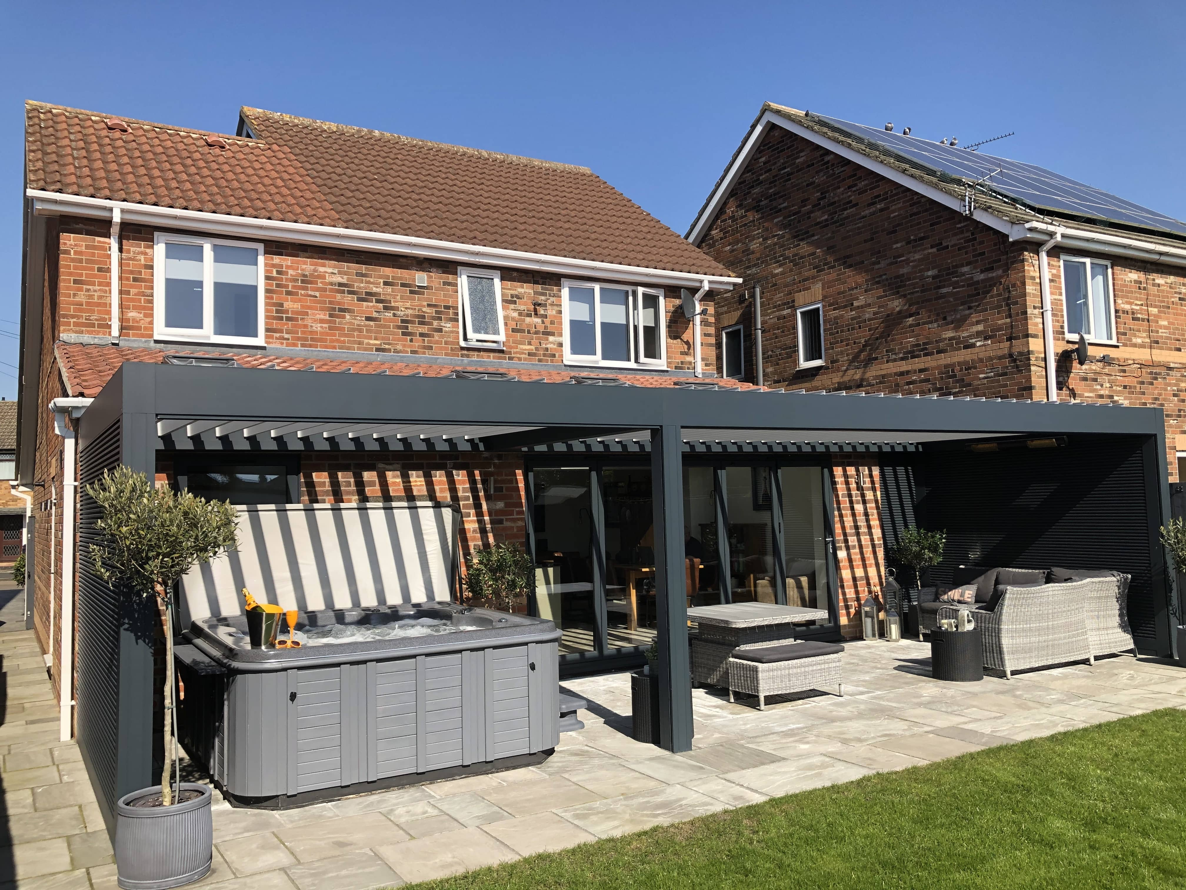 Hot Tub Canopies