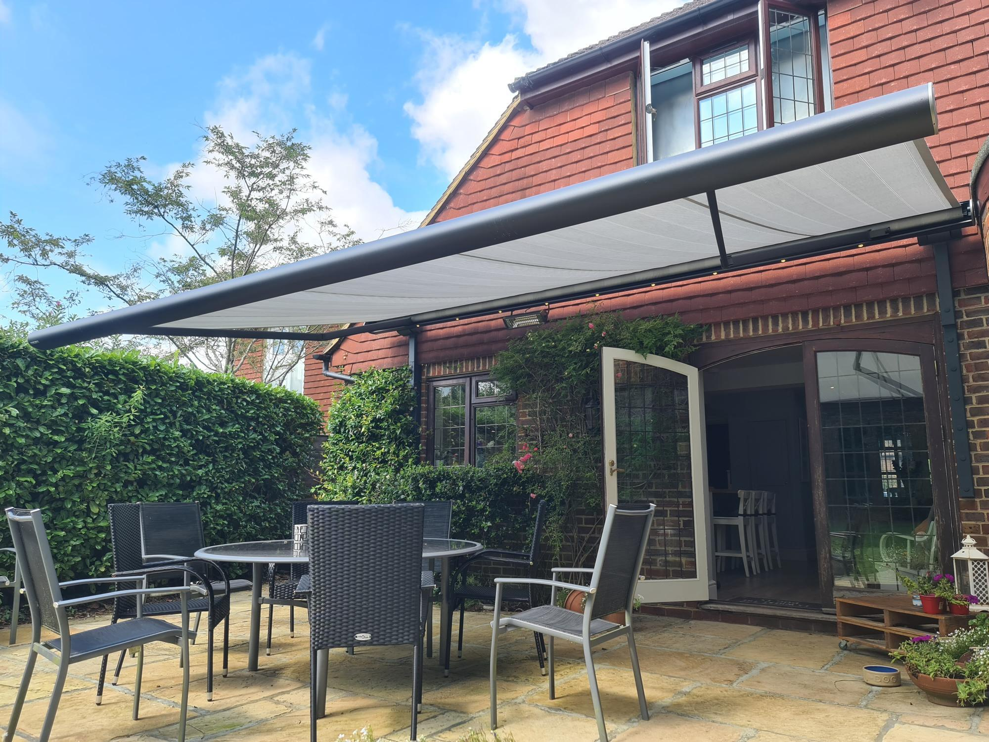 GUILDFORD - PATIO AWNING