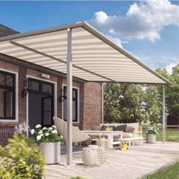 Retractable Canopies - Plaza Viva Title