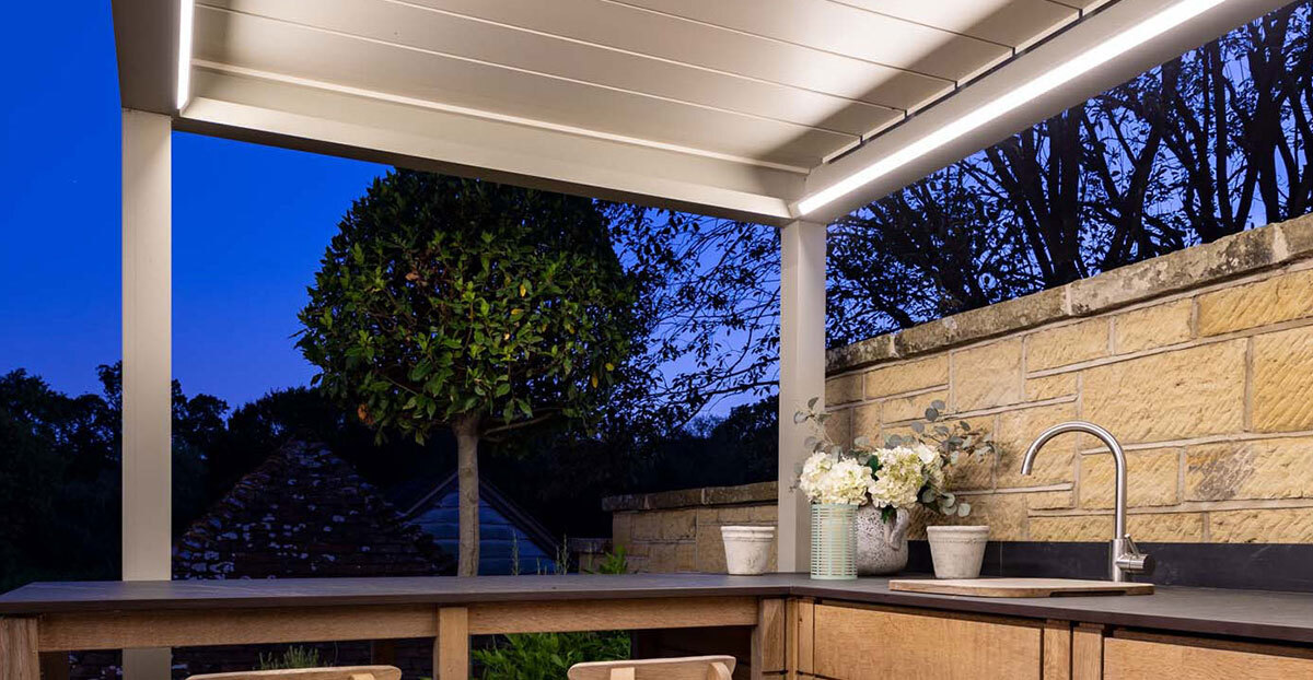 Canopies For Outdoor Kitchens